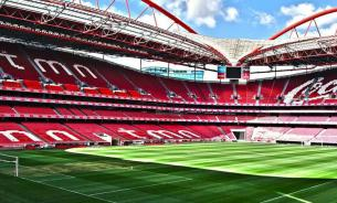 """Во время выборов в Португалии ограбили стадион """"Бенфики"""""""