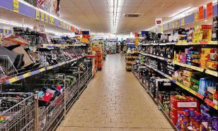 """Француз """"изолировался"""" в супермаркете и отравился алкоголем"""