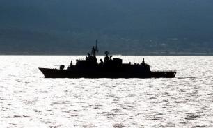 Эксперт: Курс корабля НАТО в Одессу - это инфовойна