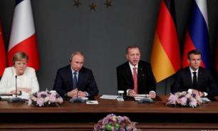 Итоги саммита в Стамбуле по Сирии