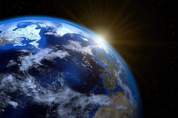 Ученые назвали столкновение планет причиной появления жизни на Земле
