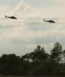 Военнослужащие Балтийского флота приняли участие в учениях по высадке десанта