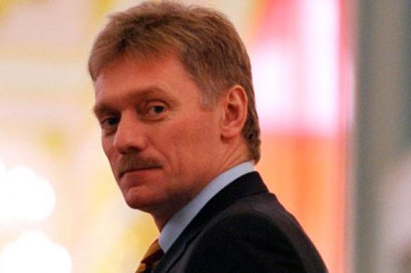 Песков назвал возможную причину изменения данных Путина в Росреестре