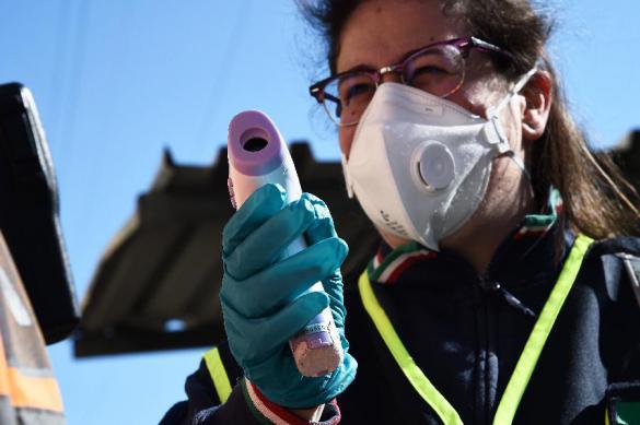 Больше 1000 жителей Германии заболели коронавирусом