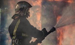 В Нижегородской области в пожаре погибли двое детей