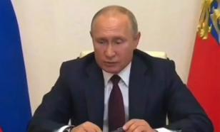 Путин не сдержался и швырнул ручку на совещании