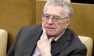 Жириновский рассказал об ошибке Фургала