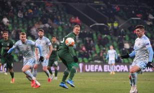 """Таблица коэффициентов УЕФА: """"Аякс"""" против России"""