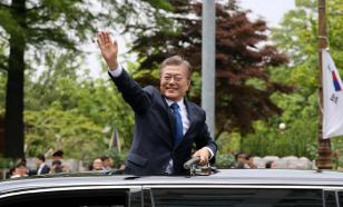Президент Южной Кореи намерен выступить в парламенте России