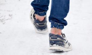 Врачи предупредили россиян об опасности голых щиколоток зимой