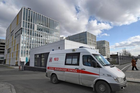 За сутки в больницу в Коммунарке поступило 70 пациентов
