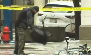 Полиция США атаковала велосипедиста за быстрое разминирование рюкзака