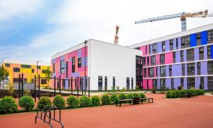 Жилье бизнес-класса строят с детскими садами и школами