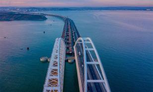 Гарантия надежности Крымского моста - минимум 100 лет