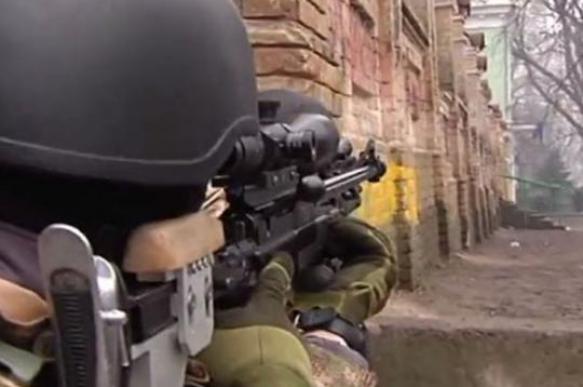 Грузинские снайперы рассказали о подготовке к расстрелу Евромайдана