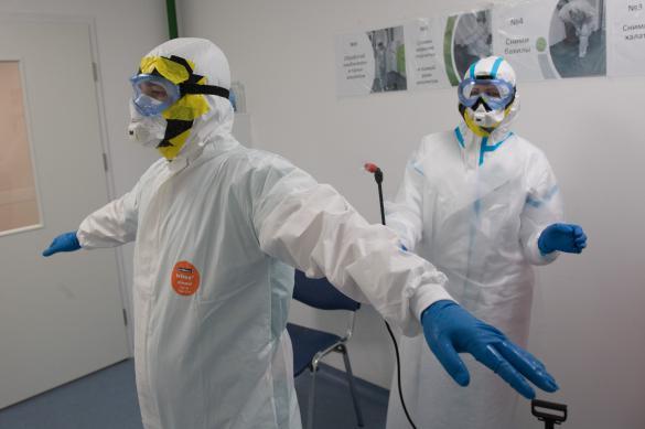 Больше сотни человек скончались в России за сутки от коронавируса