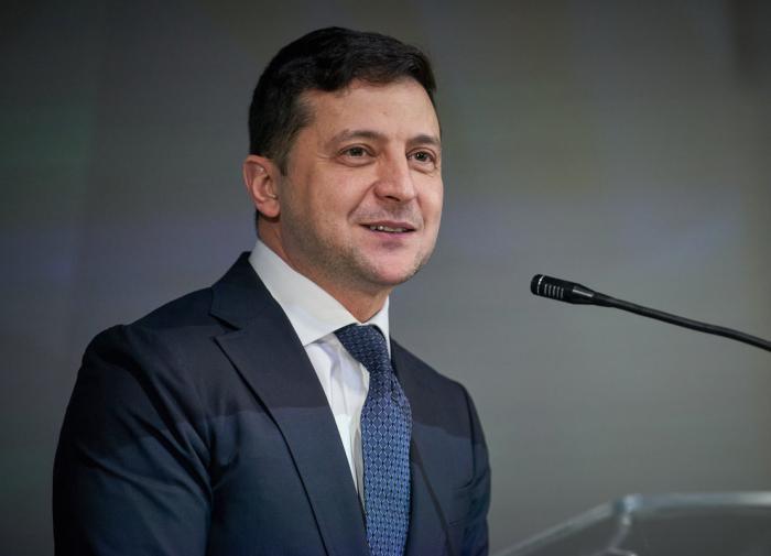 Зеленский: цель Украины — полноценное членство в ЕС