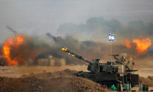 Израиль обстрелял башни наблюдения в секторе Газа