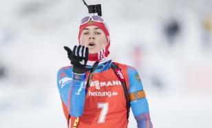 Бабиков стал 17-м в спринте на этапе Кубка IBU в Австрии