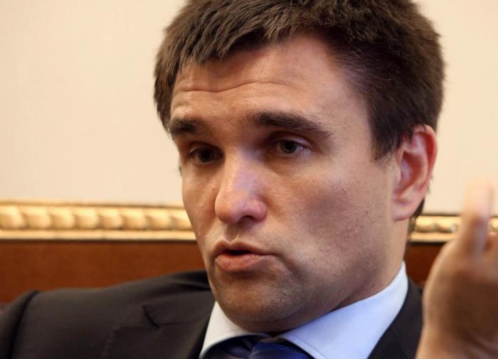 Климкин заподозрил, что США не уважает Украину, как партнёра
