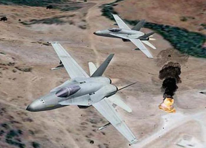 В Ираке раскритиковали США из-за авиаудара на границе с Сирией