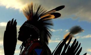 Древние индейцы пользовались телефоном
