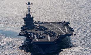 """ВМС Ирана запустили ракеты """"Наср"""" в Ормузском проливе"""