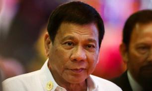 """Президент Филиппин заявил о готовности """"отсекать головы"""" наркобаронам"""