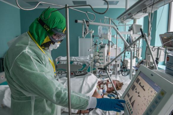 Новые коронавирусные больные есть во всех регионах России