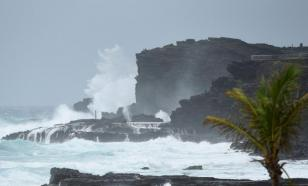 "На Гавайях введен режим ЧС из-за урагана ""Дуглас"""