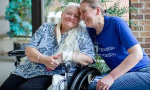 Сёстры встретились через пятьдесят лет благодаря коронавирусу