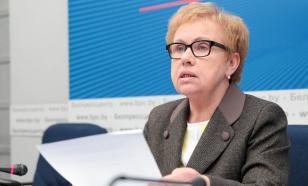 Главу белорусской ЦИК эвакуировали ночью из Дома правительства