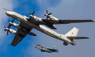 СМИ: Ту-95 были перехвачены и контролировались американскими F-22