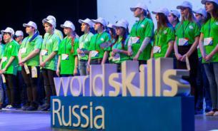 Москвичи поставили рекорд на чемпионате WorldSkills Russia