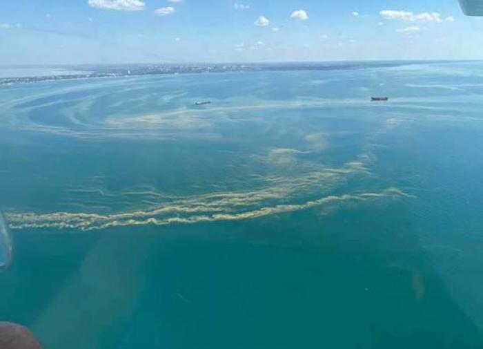 Эсминец ВМС США уходит из акватории Чёрного моря