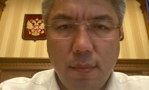 Глава Бурятии прокомментировал задержание зампреда своего правительства