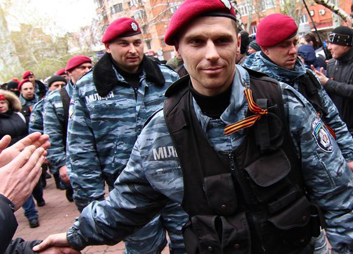 На Украине подсчитали, сколько силовиков ушло в Россию вместе с Крымом