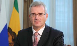 Губернатор после событий в Чемодановке рассказал о ложной информации, проплаченной США
