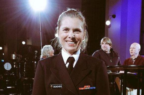 Впервые в истории в состав военного комитета НАТО вошла женщина