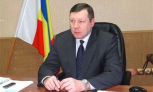 Мэр Новочеркасска подал в отставку из-за коррупционного скандала