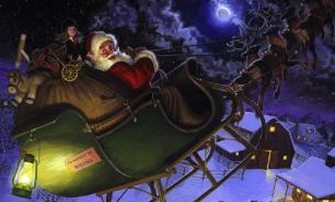 Астрофизик: у Санта Клауса вместо сердца должен быть турбонасос