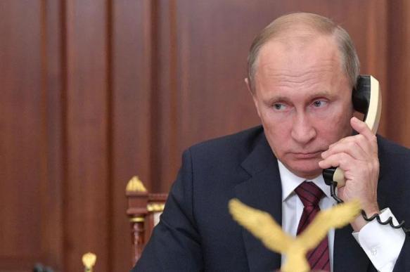 Трамп и Путин продолжат контртеррористическое сотрудничество