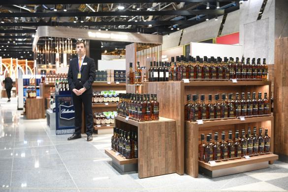 В России могут ужесточить правила продажи алкоголя