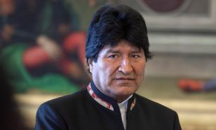 Моралес поклялся рано или поздно вернуться в Боливию