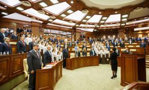 Молдавия надеется только на Путина