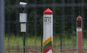 Пограничники Литвы выбросили беженку без сознания на границе с Белоруссией