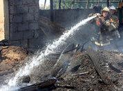 В Бишкеке взорвался склад с пиротехникой