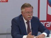 """Александр Руцкой: """"Ельцин думал, я сверну себе голову"""""""