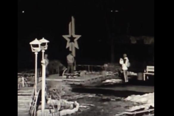 В Омске вандалы осквернили памятник ветеранам