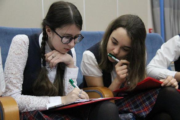 В Департаменте образования Москвы рассказали о «Российском движении школьников»
